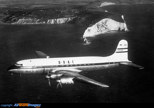 Handley Page Hermes IV