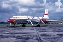 Having flown in BOAC colours to promote commercial sales, in 1956 the ...