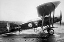 Bristol Fighter H1460 was converted to this coupe version and sold to ...