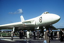 The prototype Avro Vulcan VX770 at the 1954 SBAC show Farnborough