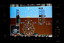 Garmin G1000 installation contains two LCD displays (one acting as the...