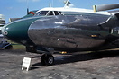 The second Ambassador 1 prototype G-AKRD at the 1954 SBAC show Farnbor...
