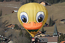 Lindstrand LBL 120-A Duck balloon F-GUCK at The International Balloon ...