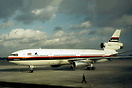 This Laker Airways DC-10 G-AZZC was the first visit of a DC-10 to Birm...