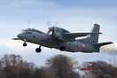 The first modernized Antonov An-32 for Indian Air Force K2670 is being...