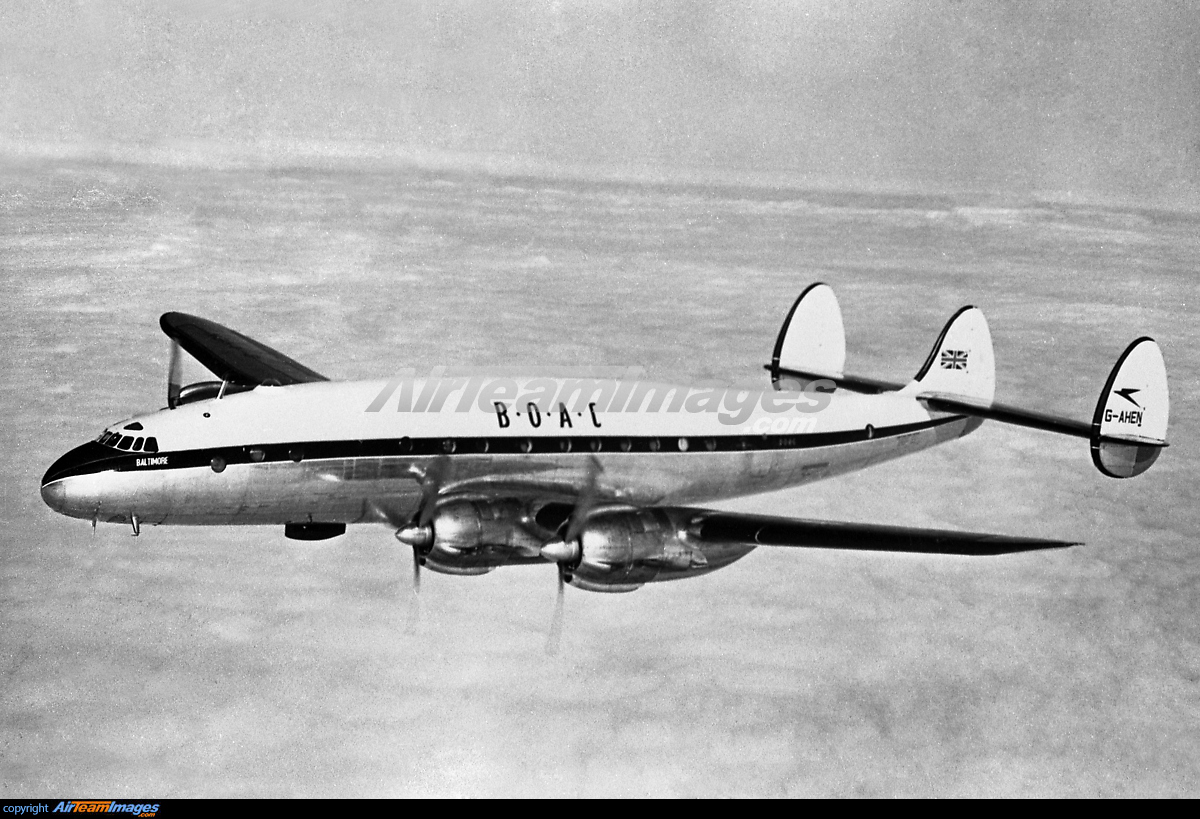 Lockheed L 049 Constellation Large Preview