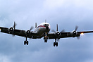 Lockheed C-121C Super Constellation operated by the Historical Aircraf...