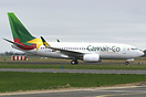 TJ-QCA will be the first Boeing 737 for Camair Co, due for delivery sh...