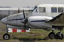 This Beechcraft Queen Air 70 N70AA now makes rather a sad sight after ...