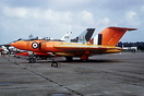 Gloster Javelin FAW2 XA778 was a modified as a prototype for FAW7 with...