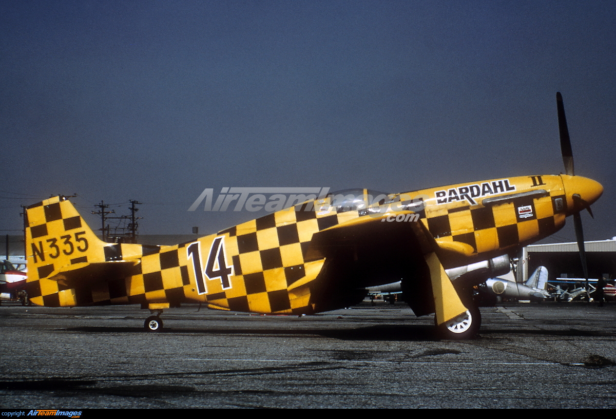 North American P 51d Mustang Large Preview