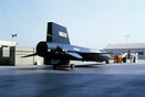 North American X-15A-1 56-6670 made 82 powered flights