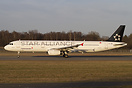 The first Turkish Airlines Airbus A321 in the Star Alliance scheme