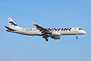 Brand new, latest Embraer 190 for Finnair OH-LKP and the first of its ...