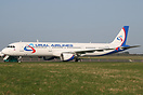 A321-200, VQ-BKJ, was delivered to Ural Airlines on 24th March 2011. E...