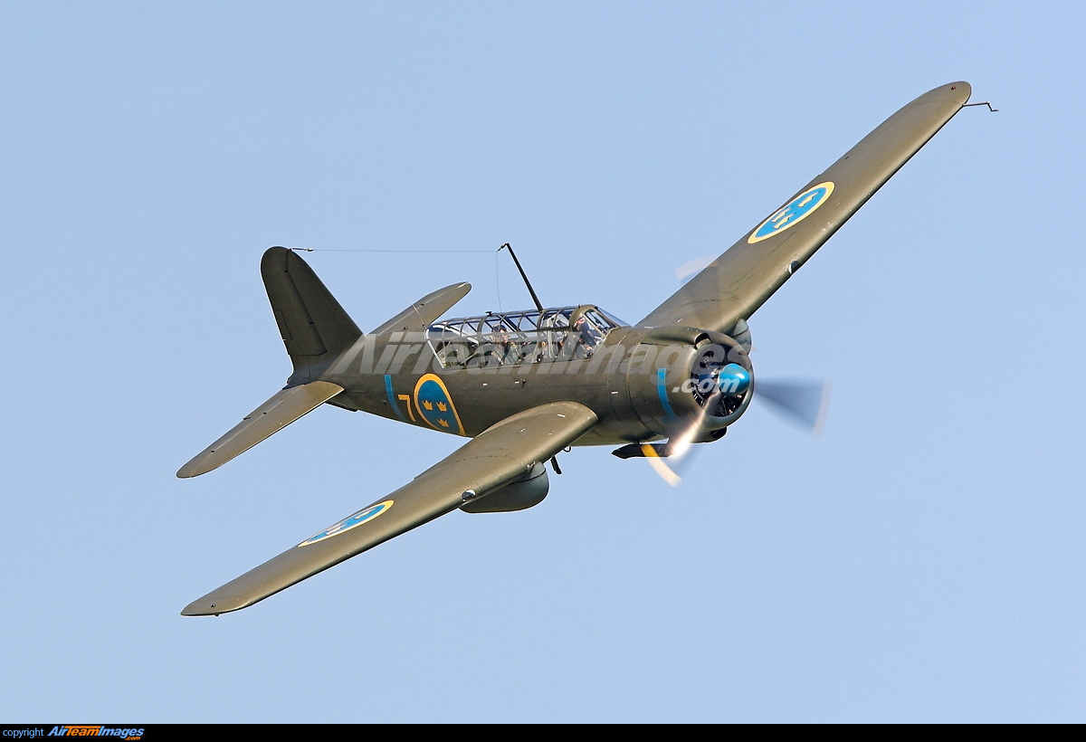 Saab B17 Large Preview AirTeamImages com