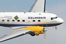 60th Anniversary of the first Icelandair international flight July 11,...