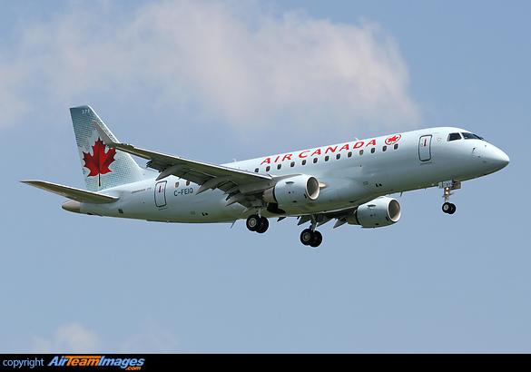 Embraer ERJ-175 (C-FEIQ) Aircraft Pictures & Photos ... - photo#8
