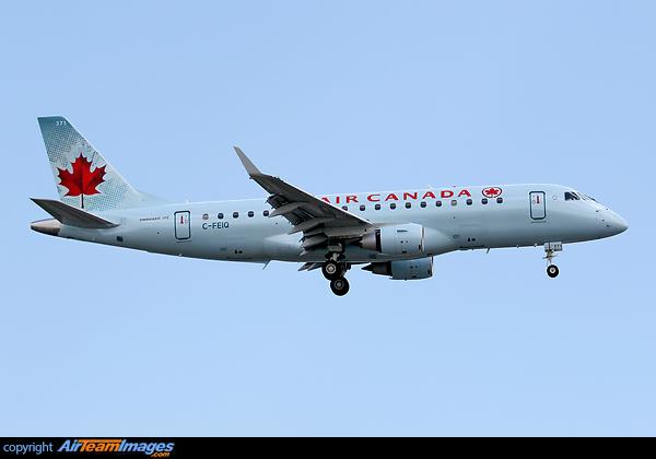 Embraer ERJ-175 (C-FEIQ) Aircraft Pictures & Photos ... - photo#9