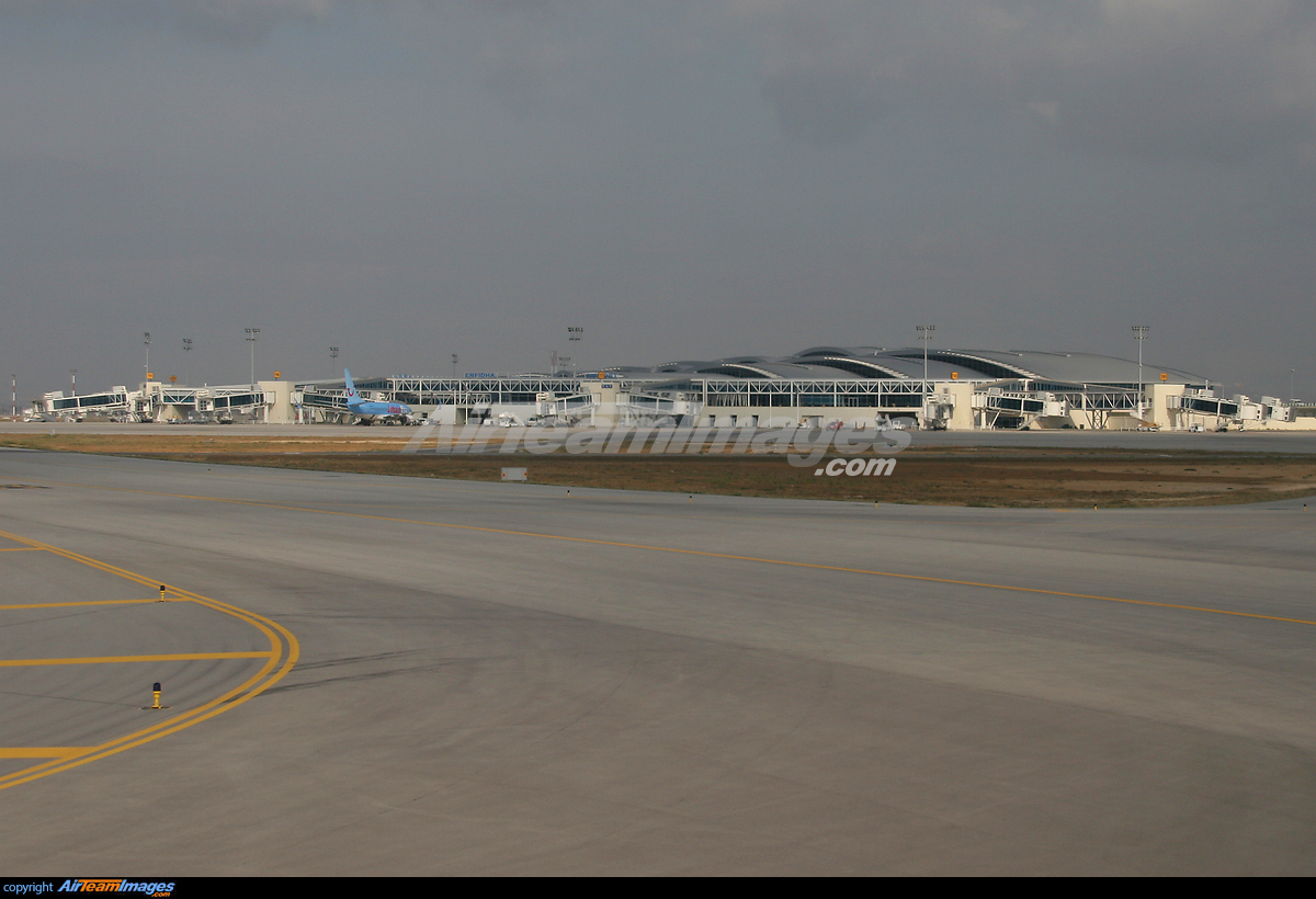 Enfidha Airport - Large Preview - AirTeamImages.com