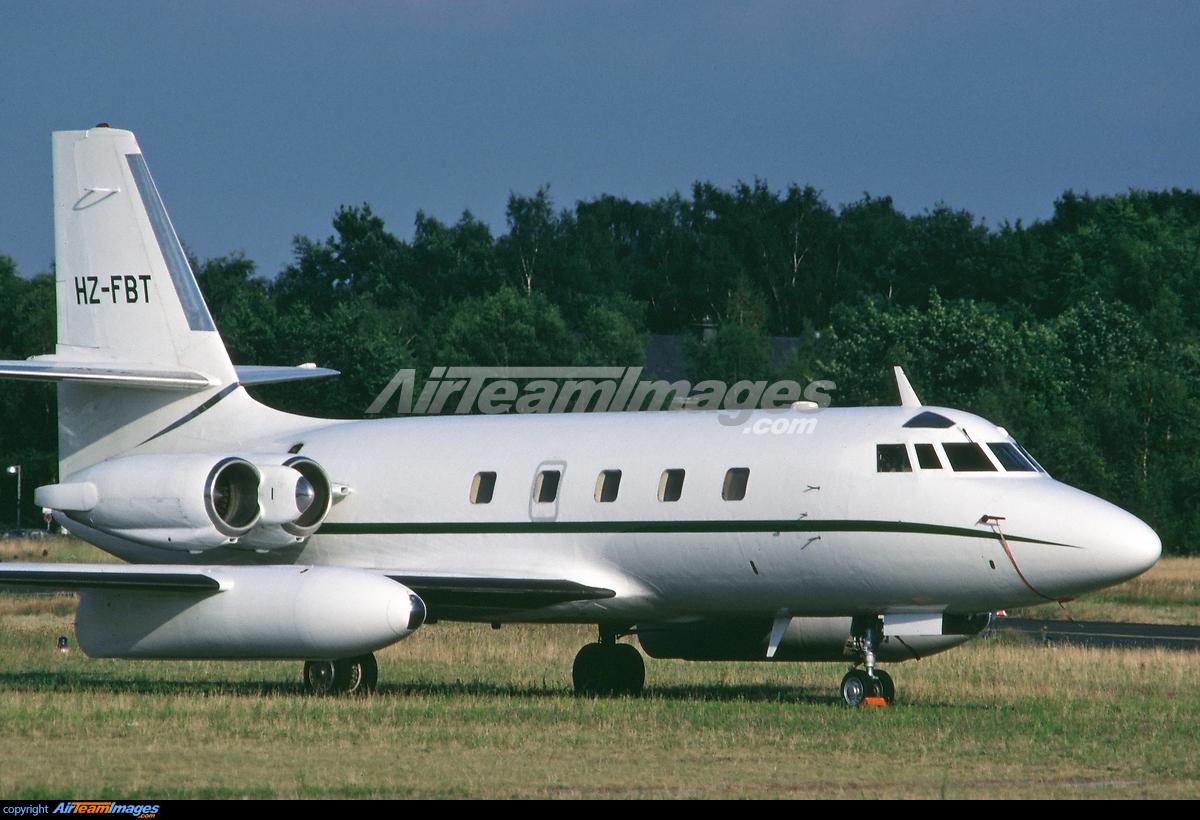 Lockheed L-1329 JetStar 731 - Large Preview ...