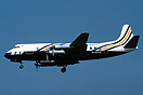 First real BAF livery on Viscount