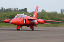 Photograph taken by AirTeamImages photographer Steve Flint. This Gnat ...