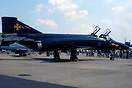 "McDonnell Douglas Phantom FG1 XV582 known as ""Black Mike"", it served o..."
