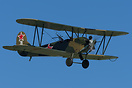 The star of the 2011 Shuttleworth Spring Air Show was this recently re...