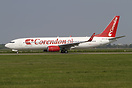 The first B737-800 of the new affiliated dutch company Corendon Dutch ...