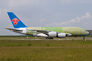 B-6137 will be the second Airbus A380 China Southern Airlines