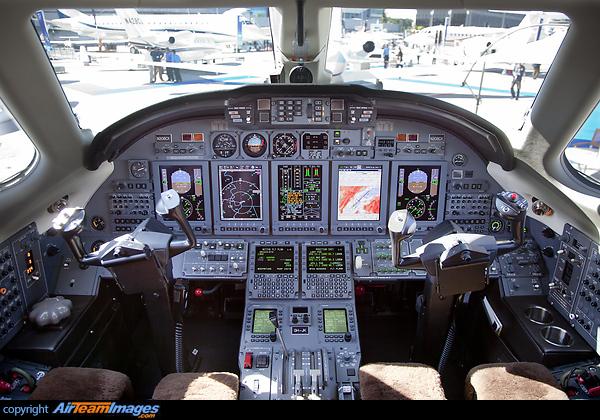 Cessna 750 Citation X N308cx Aircraft Pictures Photos
