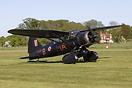 The Westland Lysander used during the Second World War for its excepti...