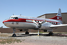 This 1948 Convair 240 is one of the exhibits at the Planes of Fame mus...