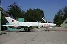 Shenyang built F-7A 0209 in store at Tirana-Rinas.