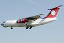 Sky Georgia have added another IL-76 to their fleet. This example wear...