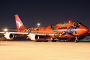 Qantas has recently started a new service to Dallas - Fort Worth. Seen...