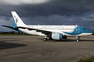 This Ex Royal Falcon A319 TC-ATD has been stored at Dublin for the las...