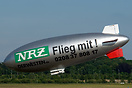 "German regional newspaper NRZ says by this promotion livery:""Fly with ..."