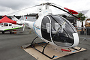 Heli Air Design HAD 1-T light helicopter debuting their prototype airc...
