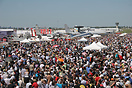 Last moments of this the 49th Paris Airshow which was visited on the f...