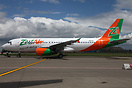 This ex Lotus Air A320 is awaiting delivery for Philippine Airline, Ze...