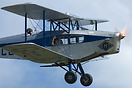 This superb 1933 built De Havilland DH-83 Fox Moth (G-ACEJ) was a succ...