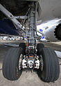 Boeing 787 Dreamliner right main gear