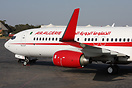 New Boeing 737-800 aircraft for Air Algerie.
