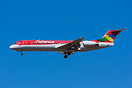 The Fokker 100 Avianca operating today in Brazil were inherited OceanA...