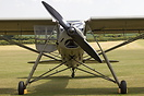 Peter Holloway's 1942 built Fiesler Fi-156 Storch. This aircraft G-STC...