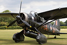The Westland Lysander was a British army co-operation and liaison airc...
