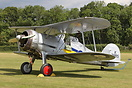 The Gloster Gladiator  was a British-built biplane fighter. It was use...
