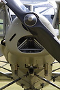 Close up of Peter Holloway's 1942 built Fiesler Fi-156 Storch. This ai...